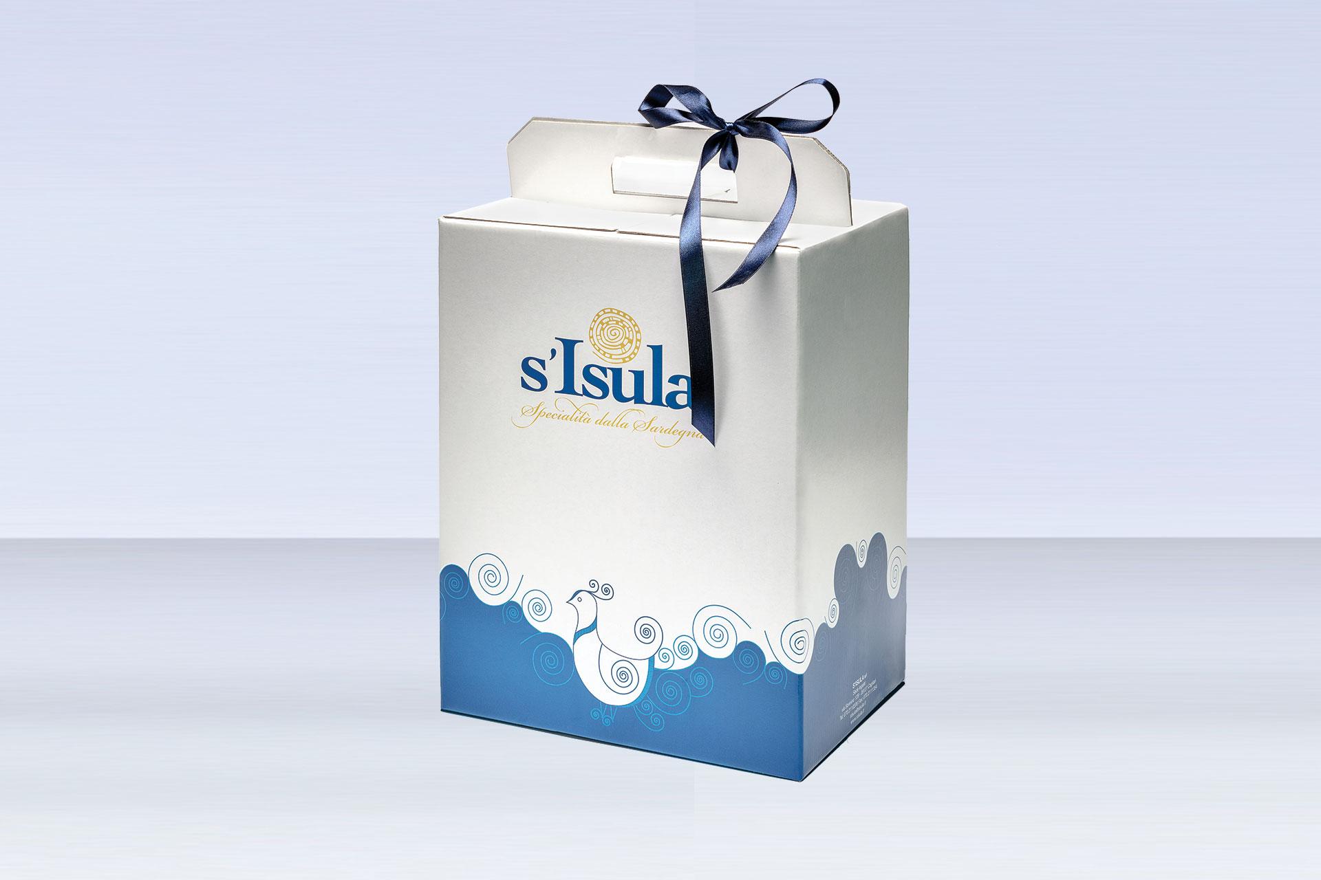 Scatole regalo S'Isula